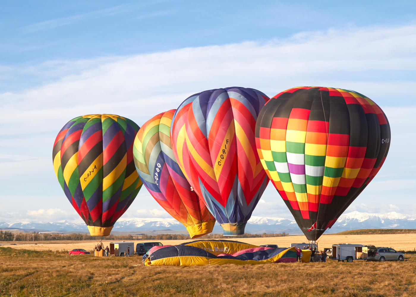 High River Hot Air Balloon Festival