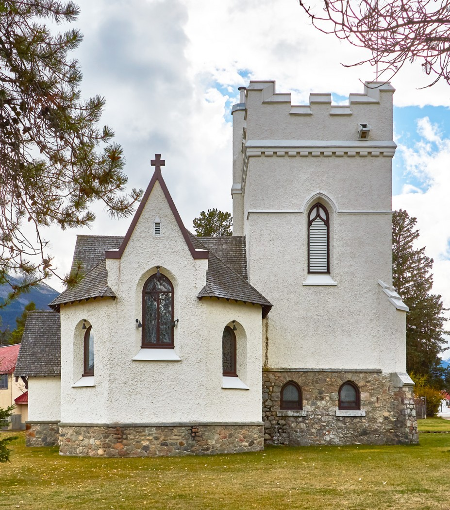St. Mary & St. George, Anglican-Episcopale, Jasper